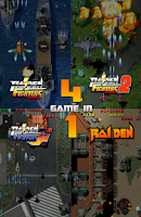 Screenshot of Raiden Legacy