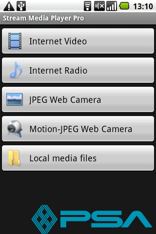 My Media Center v1.3.1 Apk Full App - Home