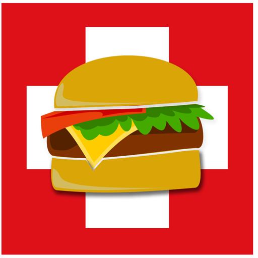 Fastfood Schweiz LOGO-APP點子