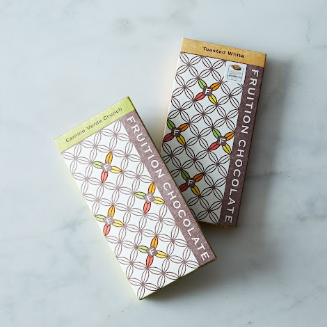 White Chocolate and Chocolate Crunch, 2 Bars
