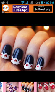Nail Art Designs free 2015 - screenshot