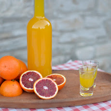 Arancello - Sicilian Blood Orange Liqueur