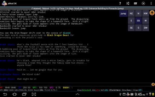 AMud:3k - screenshot