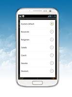 Screenshot of Compass Travel Pro