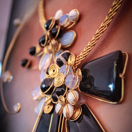 Wire Jewelry #1 by Split2nd Evolutions - Artistic Objects Jewelry ( copper, wires, wire, jewellery, art, artistic, artistic object, jewelry, artistic objects, beauty, jewelery, necklace )