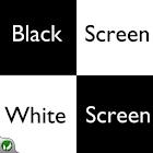 Black Screen White Screen icon