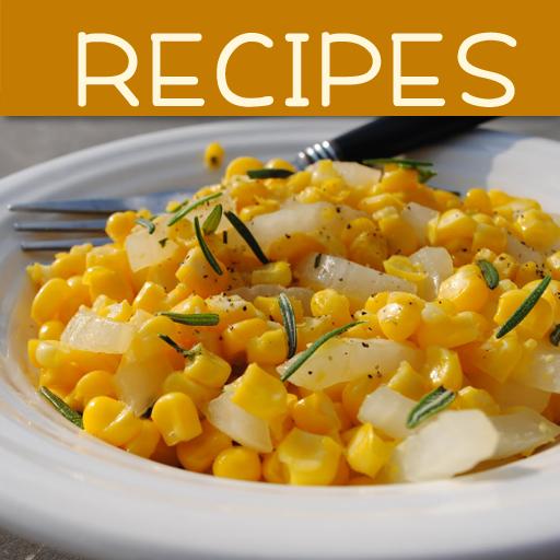 生活必備App Corn Recipes! LOGO-綠色工廠好玩App