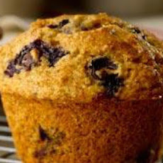 All-Bran's Best Blueberry Muffins