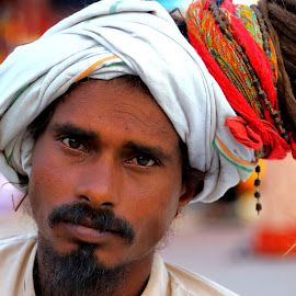 by Shuja Mohammad - People Portraits of Men