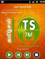 Screenshot of Isai FM- Tamil  Android  Radio