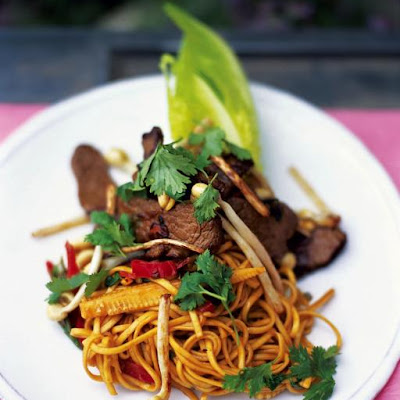 Beef & Vegetable Stir-fry
