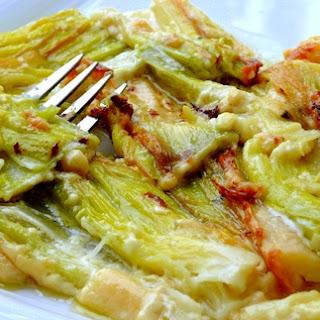 Creamy Garlic Leeks Recipes