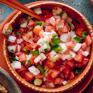 Pico De Gallo Chile Recipes