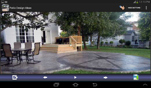 Download patio design ideas apk on pc download android for Homestyler old version