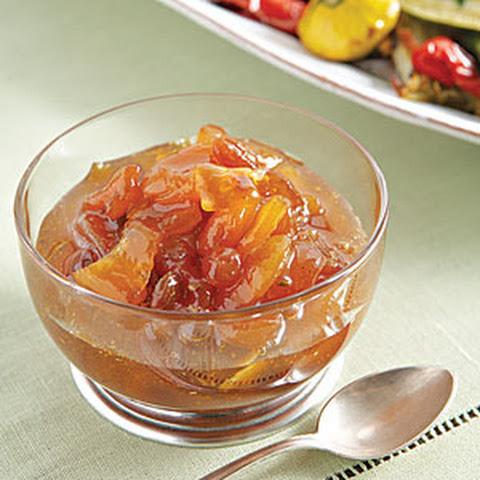 Rhubarb Apricot Chutney Recipes — Dishmaps