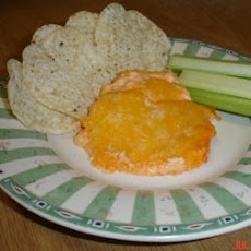 Monday Night Hot Wing Dip