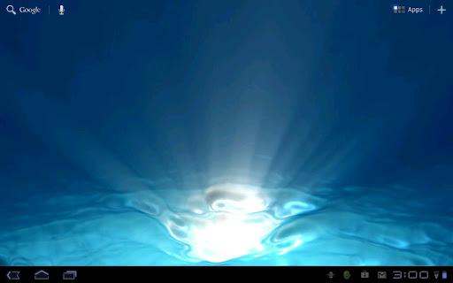 Liquid Light Live Wallpaper