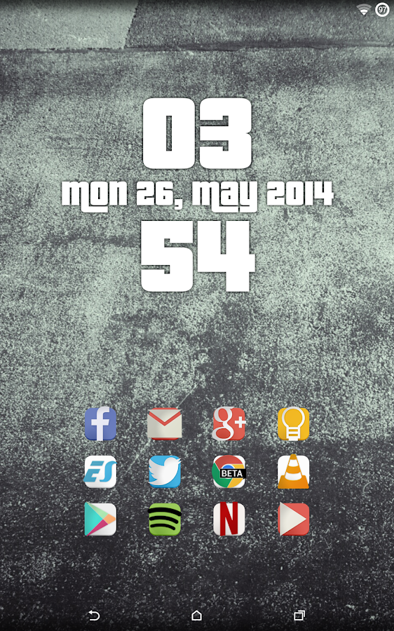 KEX - Icon Pack Screenshot 6