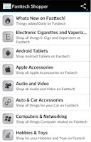 Screenshot of Fasttech Shopper - Ad Free