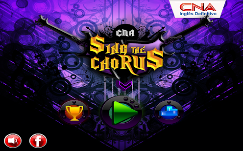 Sing the chorus - screenshot