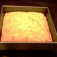 Basil Onion Corn Bread