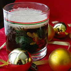 Rum With Christmas Spices