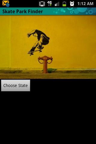Skate statepark Locater