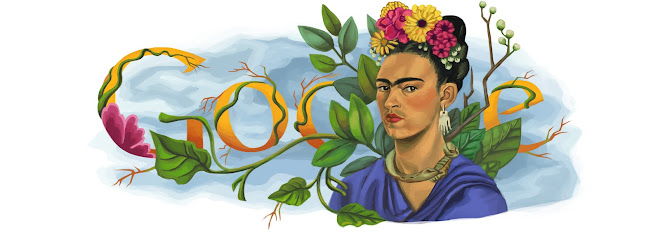 Frida Kahlo's 103rd Birthday
