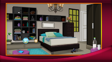 Screenshot of Formal Living Room Escape