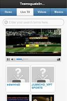 Screenshot of Watch Sports TV Online