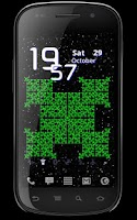 Screenshot of LiveWallpaper The Game Of Life