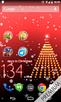 Screenshot of Christmas Countdown Free