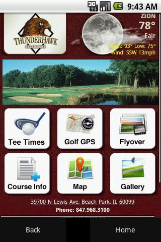 ThunderHawk Golf Club