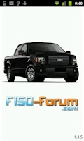 Screenshot of F150 Forum