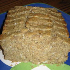 Whole Grain Banana Coconut Bread