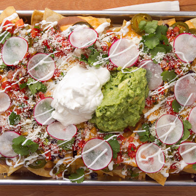 The Ultimate Fully Loaded Nachos