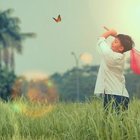 by Cen Wei - Babies & Children Children Candids