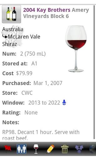 Wine Tracker Pro