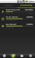 Screenshot of Easy Downloader