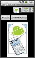 Screenshot of NM Item Collector Software