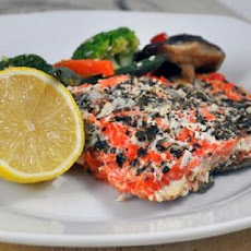 Healthy Salmon Fillet