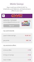 Screenshot of GIANT