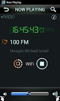 Screenshot of Israel Radio
