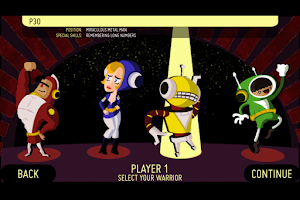 Screenshot of Sci-Fighters