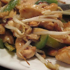 Stir Fried Chinese Chicken W/Cashews