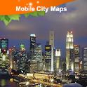 Singapore Street Map icon