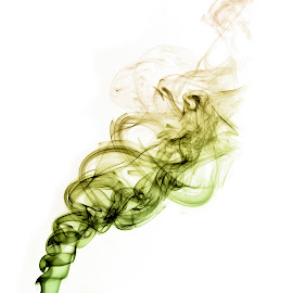 Smoke by Andrew Richards - Abstract Patterns