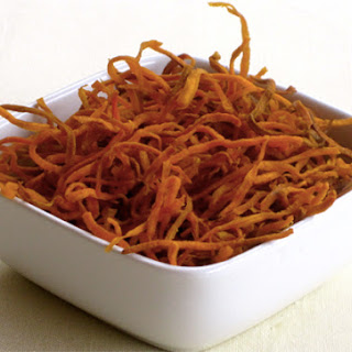 Crunchy Sweet Potato Recipes