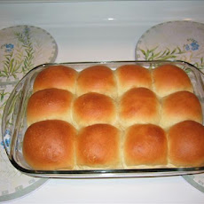 Best Bread Machine Buns