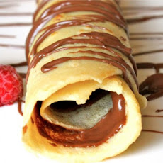 Thin and Delicious Crepes